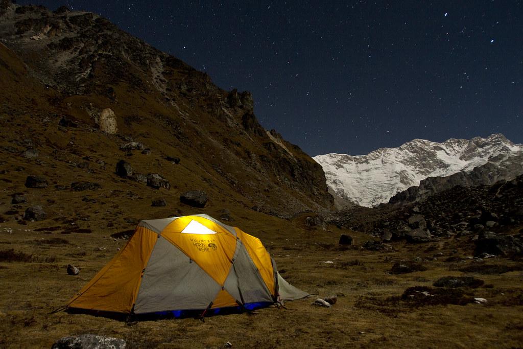 camp near Ramchen