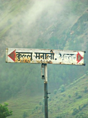 The Road to Manali