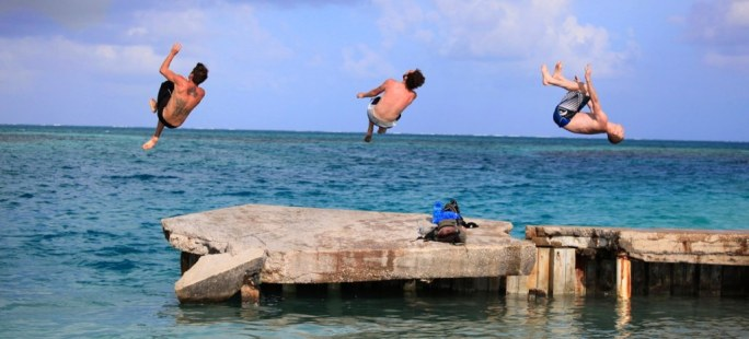 Triple backflip..