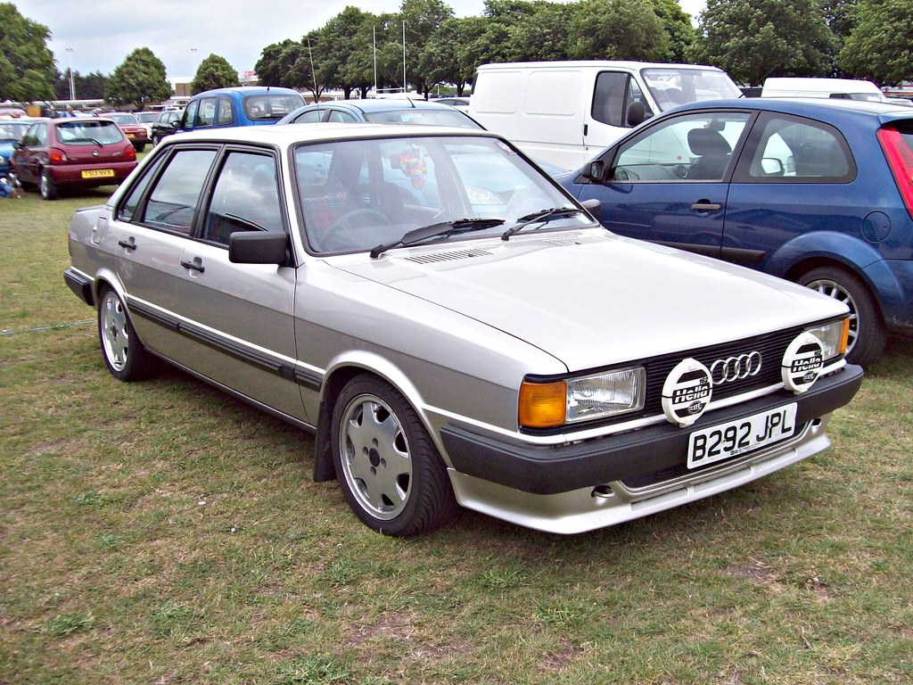 hight resolution of 16 audi 80 sport 1983 86