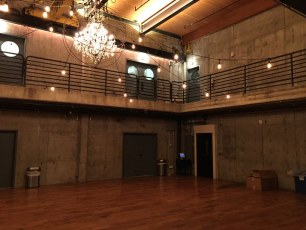 GreenLight Events lighting at Fremont Foundry