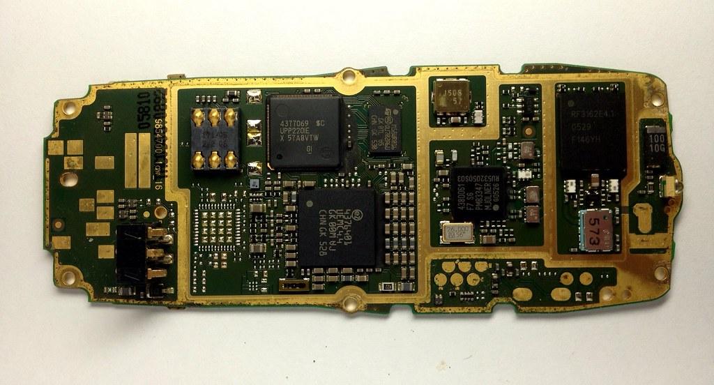 Nokia X3 Circuit Board Schematic Diagram Pcb Layout