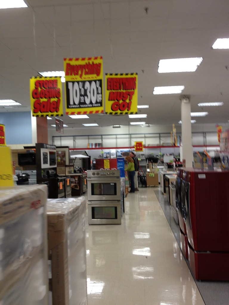 Signal Hill Mall : signal, Sears, Signal, Statesville,, Kalasnik, Flickr