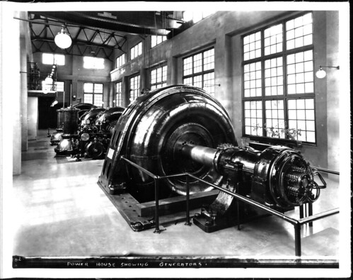 Puntledge Powerhouse