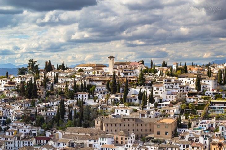 Albaicín, Granada. | El Albaicín o Albayzín es un barrio del… | Flickr
