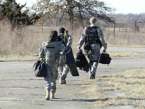Tactical Airsoft Base - Lawson. MO 02.11.12   Taking their t…   Flickr