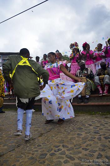 Bailando Congo