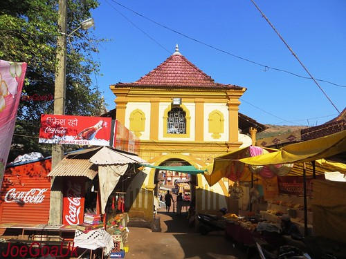 Here's everything to Know about Kamakshi Temple in Goa