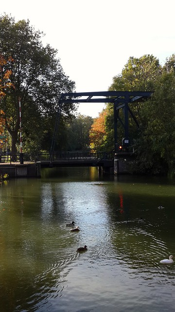 Draw Bridge, Muiden