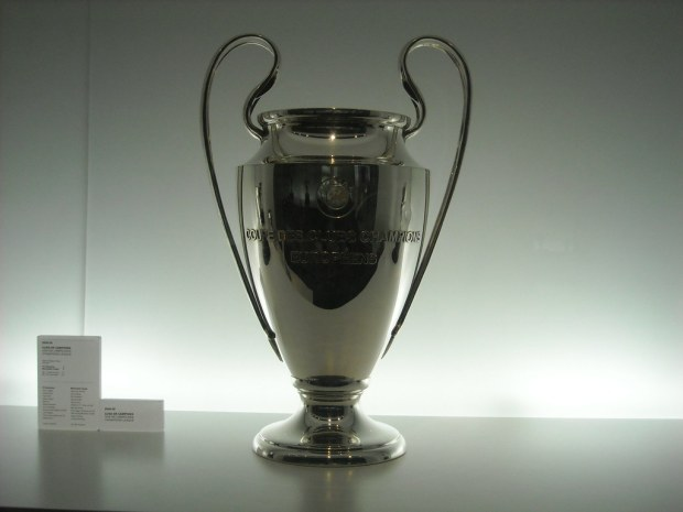 UEFA Champions League Trophy | In FC Barcelona Museum | Flickr