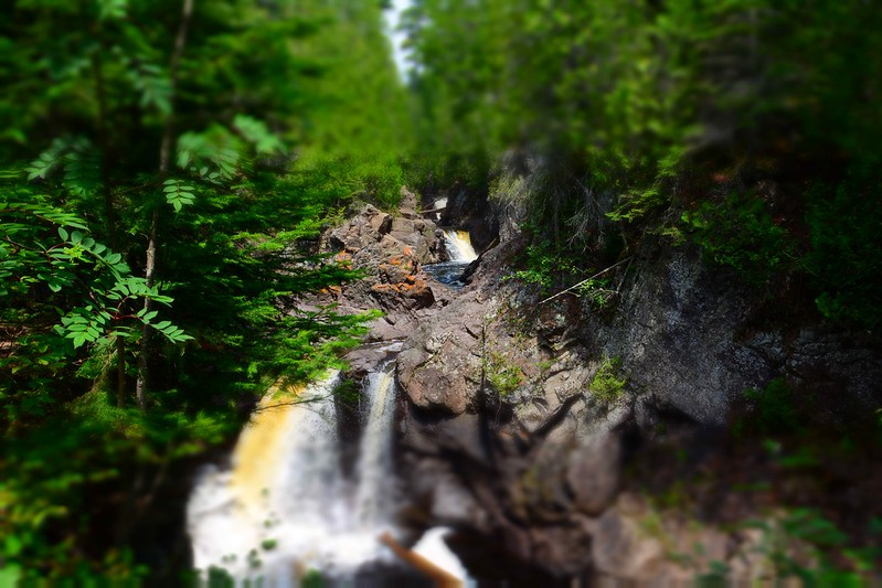 Cascade River State Park (miniaturized)