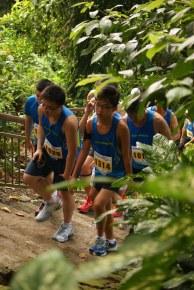 Salomon Tiong Bahru Urban Trail Run 2012