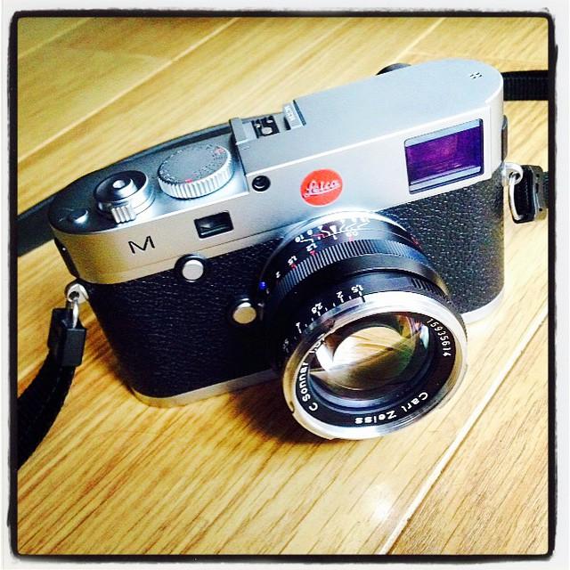 50mm Sonnar ZM f1.5 lens