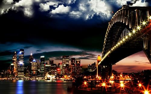 Light Up Harbour
