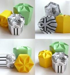 hexagonal boxes tomoko fuse by dahlia k [ 1024 x 963 Pixel ]