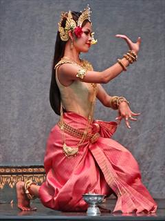Musique De Danse Classique : musique, danse, classique, Ballet, Classique, Khmer, (Cité, Musique), Thayae, Chuon, Flickr