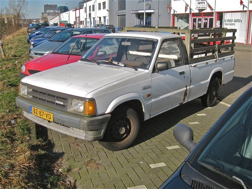 small resolution of  classicsonthestreet mazda b2200 2 2d pick up 1988 by classicsonthestreet