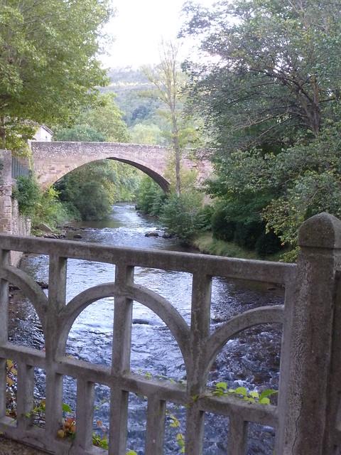 Bridge at Alet-les-Bains