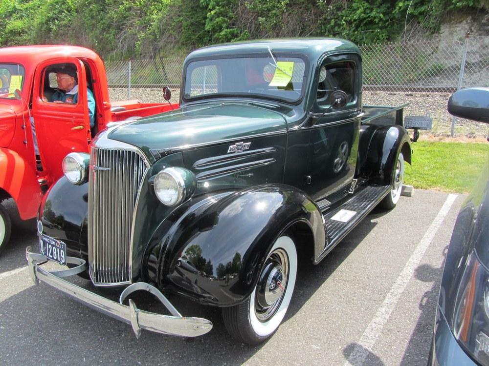 medium resolution of  1937 chevy truck by hugo 90