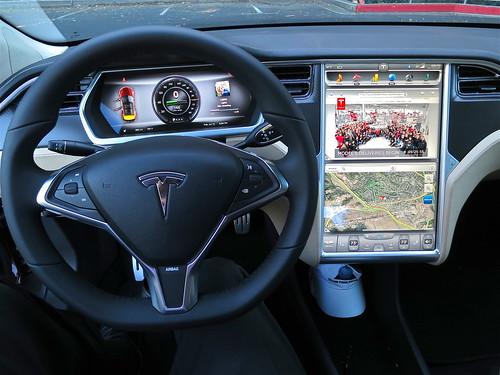 Tesla Model S Deliveries