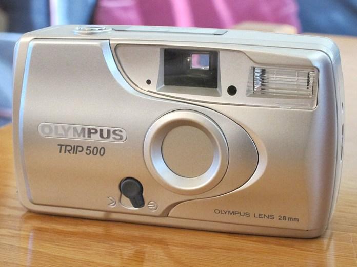Olympus Trip 500