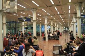 Image result for eurostar waiting area