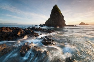 Aniao Rock Formation, Baler