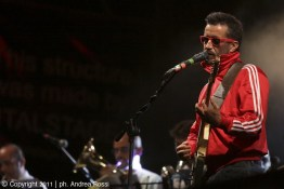 Daniele Silvestri @ Rock in Roma   18-07-2011