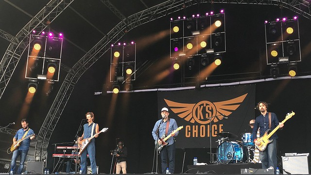 K's Choice (Parkpop 2016)