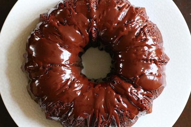 Pumpkin Chocolate Espresso Bundt - 29