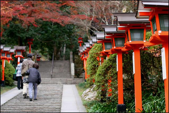 kurama-dera stairs