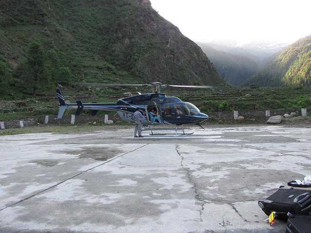 Yatra Chardham Helicopter Charter for Senior Citizen