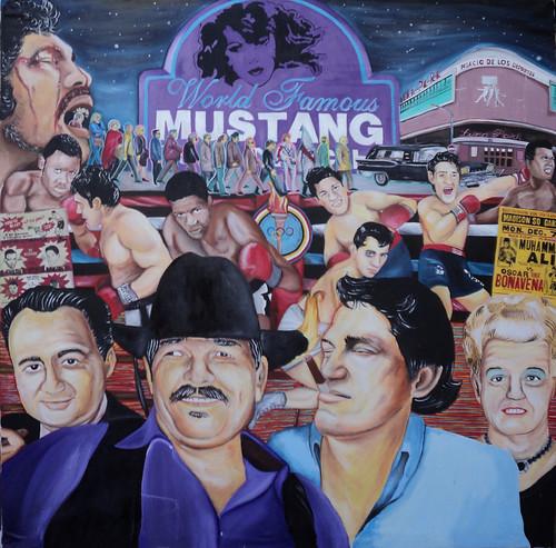 Sally Conforte Mustang Ranch