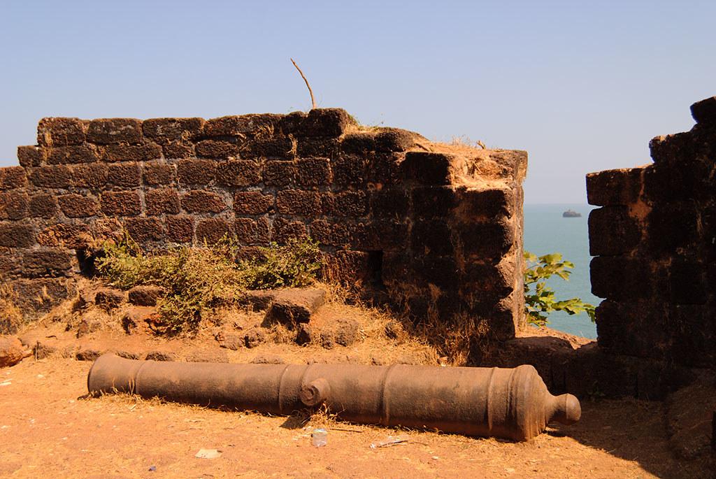 Cabo de Rama fort [4217]