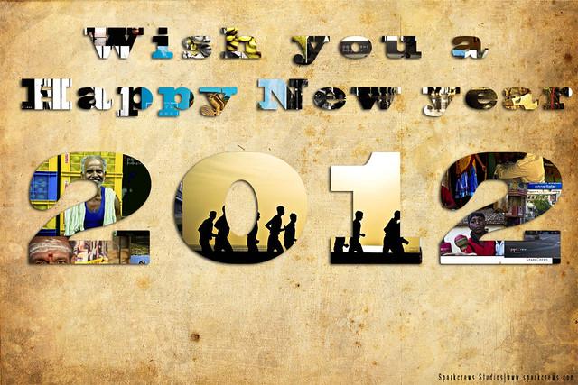Happy New Year 2012..