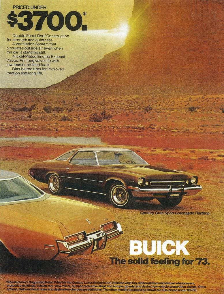 73 Buick Century : buick, century, Buick, Century, (USA), Michael, Flickr