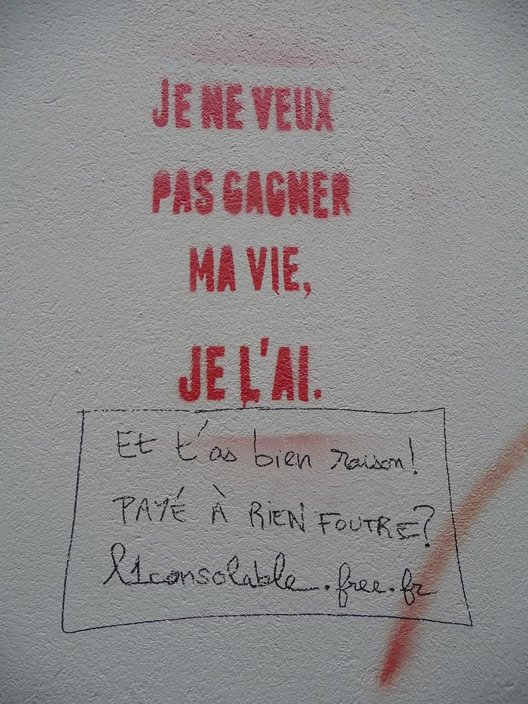 Je T En Veux Pas : Gagner, L'ai!, Valkiribocou, Flickr