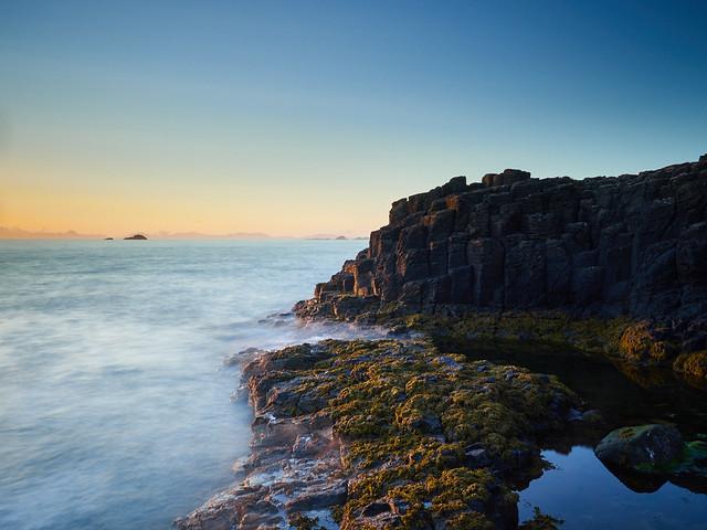 Evening Glow, Isle of Skye