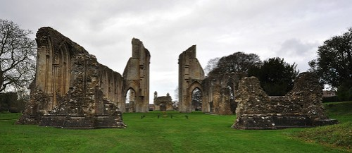 At the Abbey