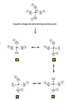 Phosphate Lewis Dot Structure : phosphate, lewis, structure, Lewis, Electron, Structure, Phosphate, Se…, Flickr