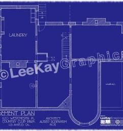 1120 westchester pl basement plan by leekaygraphics [ 1024 x 791 Pixel ]