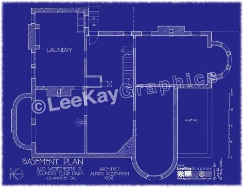 small resolution of  1120 westchester pl basement plan by leekaygraphics