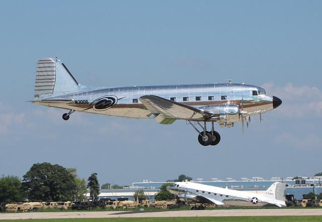 The Chrome DC-3