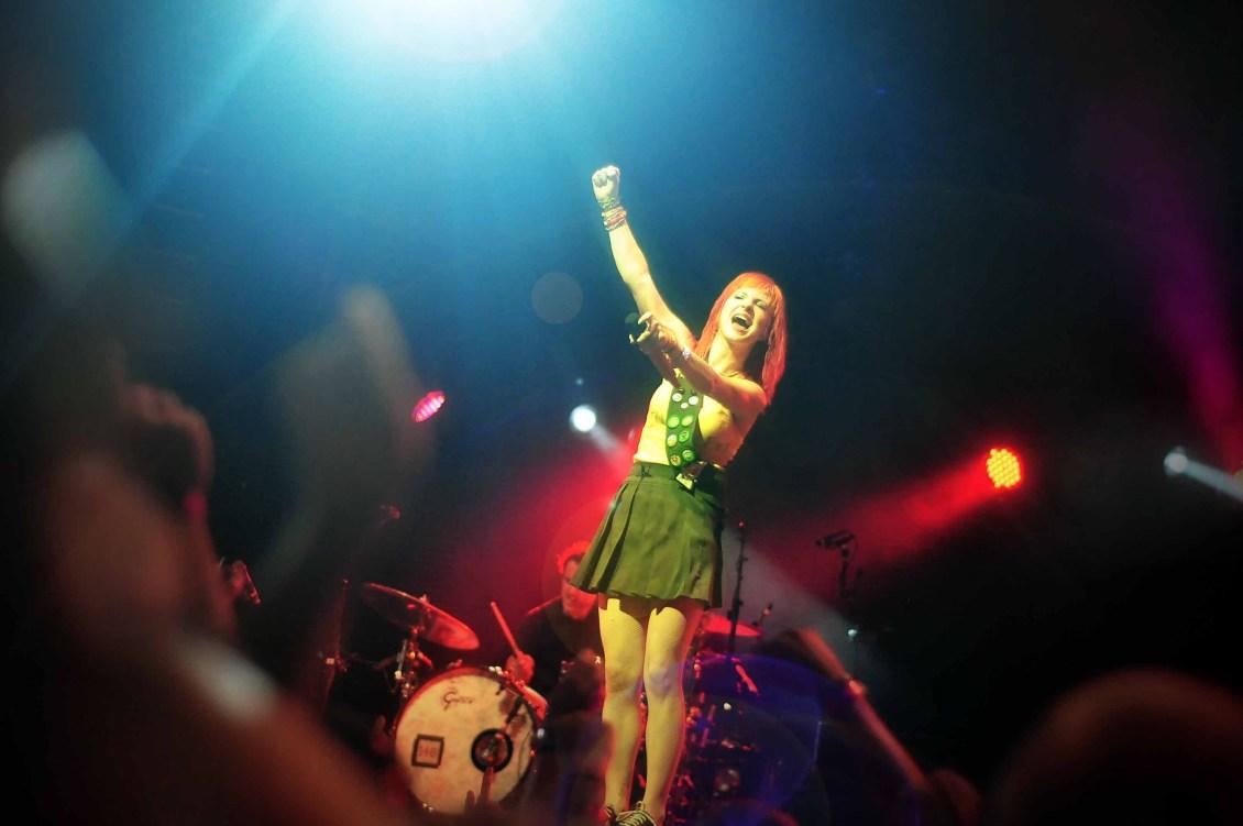 Paramore - Hayley Williams