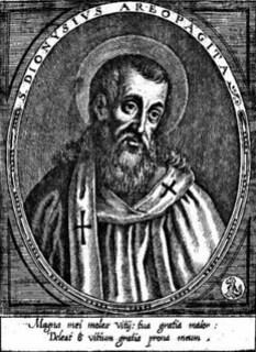 San Dionisio el Aeropagita
