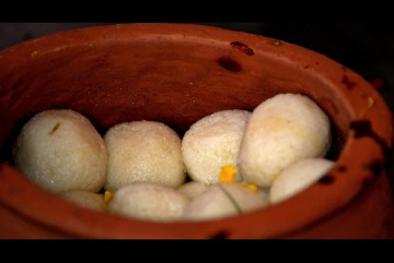 Rosogolla...Indian sweets