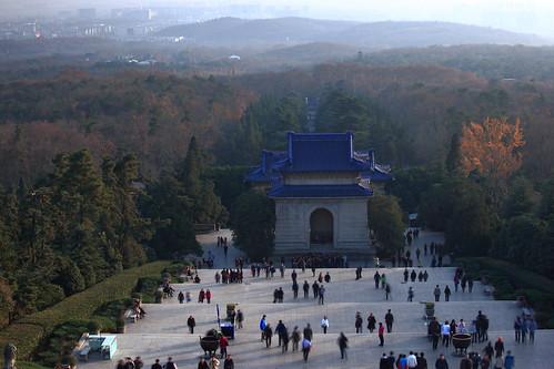 中山陵2 | Dr.SunYat-Sen's Mausoleum | zhihong yu | Flickr