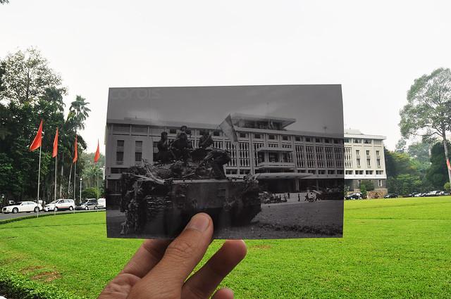Niềm vui chiến thắng, Sài Gòn 30/4/1975