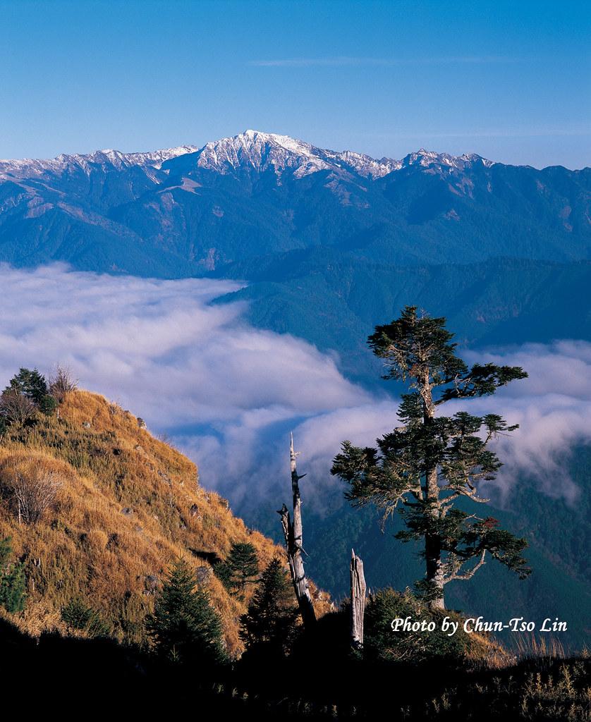 H09911096-08-南湖大山-中央山脈-冷杉-百岳-高山-森林-冬季-雪山-Taiwan-mountain | Flickr