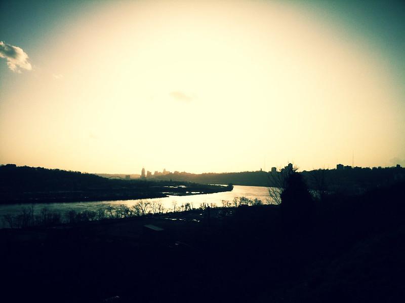 Late Afternoon in Cincinnati